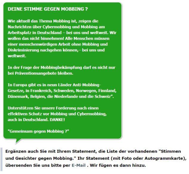 2015-01-14 15_20_28-Gemeinsam gegen Mobbing - mach mit! DEINE STIMME GEGEN MOBBING _ 1.Mitmach-Aktio