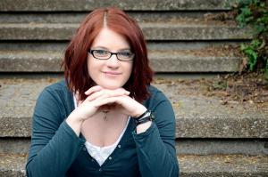 Bloggerin Tanja