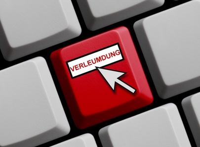 Verleumdung online